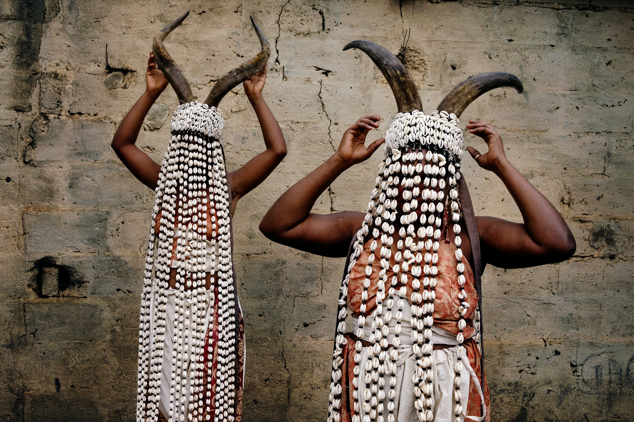 West Africa by Steve McCurry for Silversea