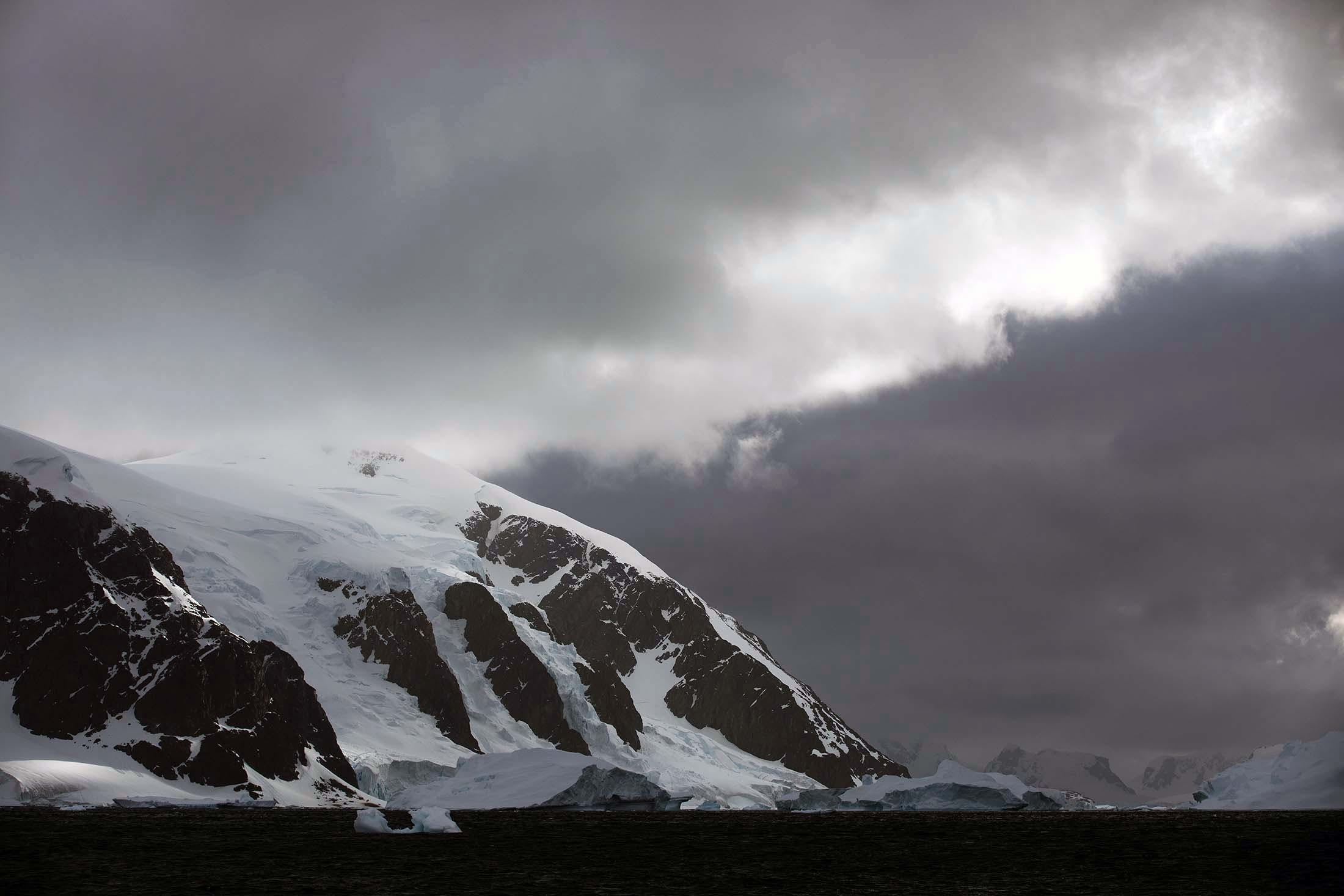Danco Island is a highlight of any Antarctica expedition.