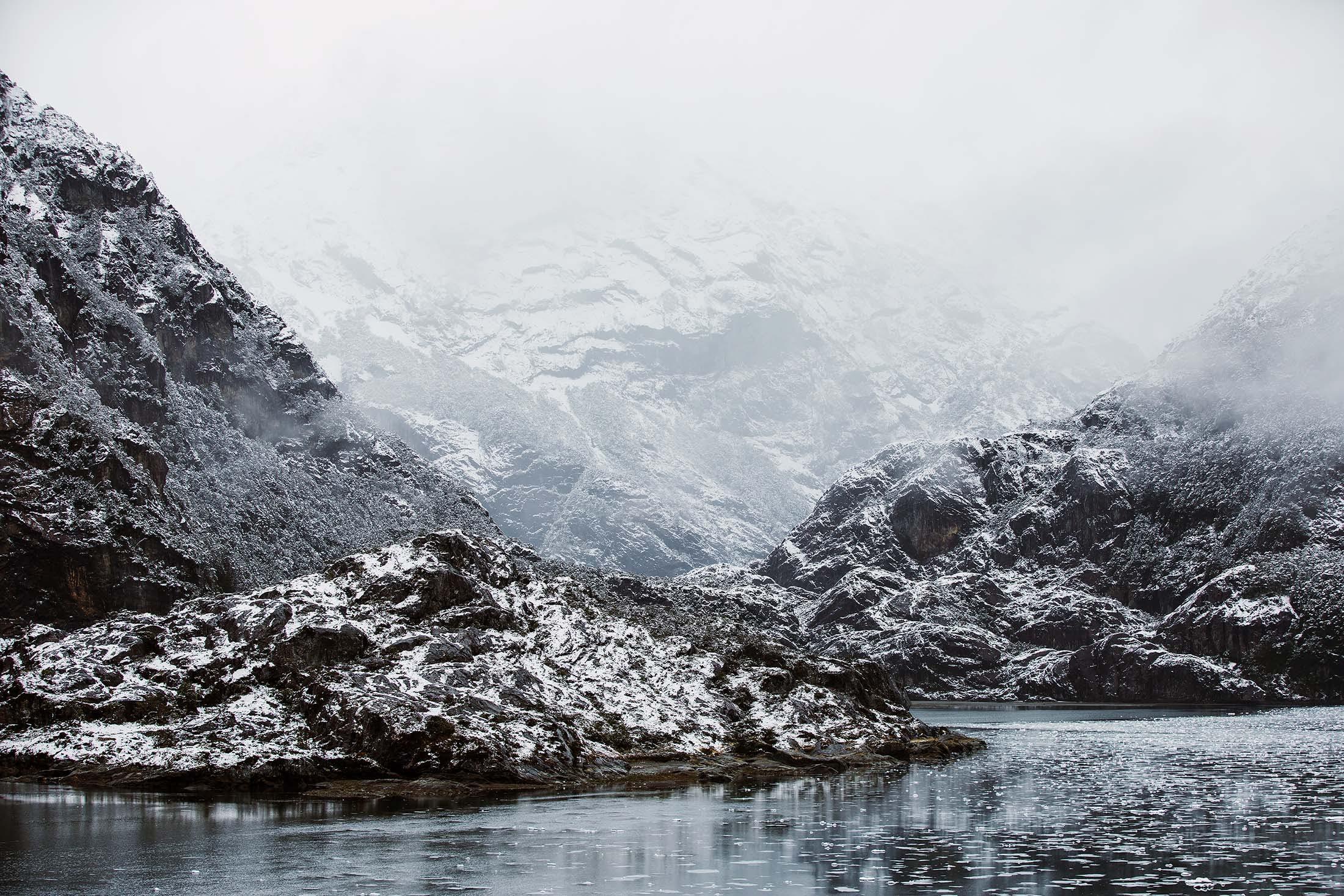 Giribaldi Glacier, Chilean Fjords