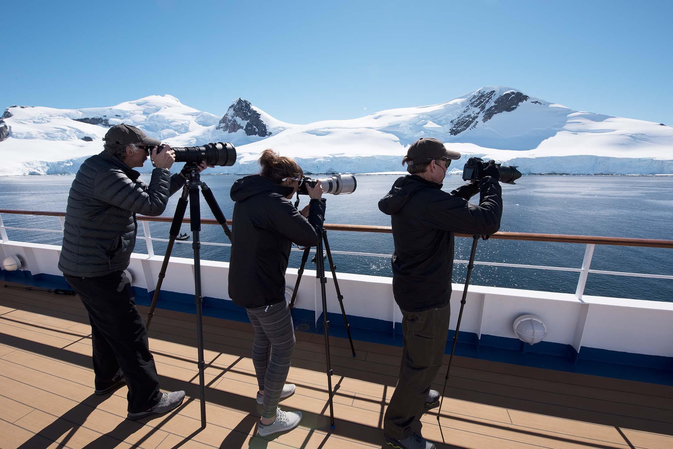 checklist for Antarctica