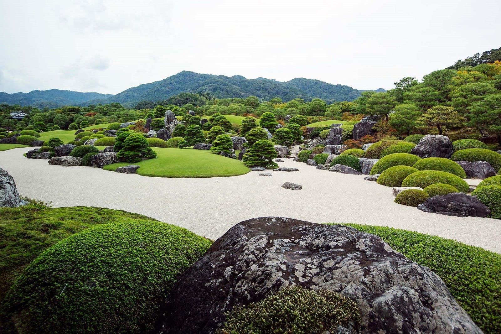 Japanese Gardens in Sakaiminato