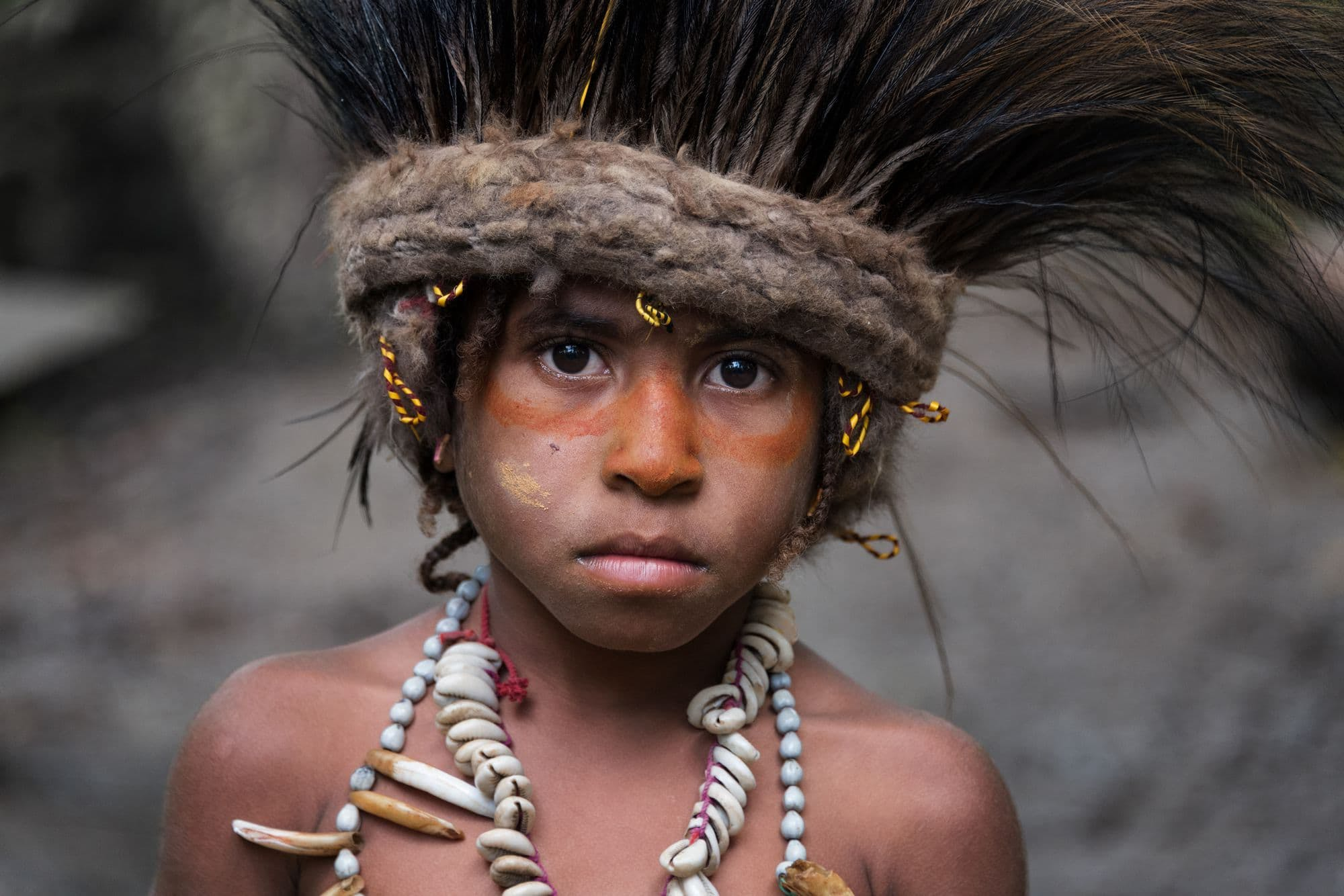Papua New Guinea by Steve McCurry