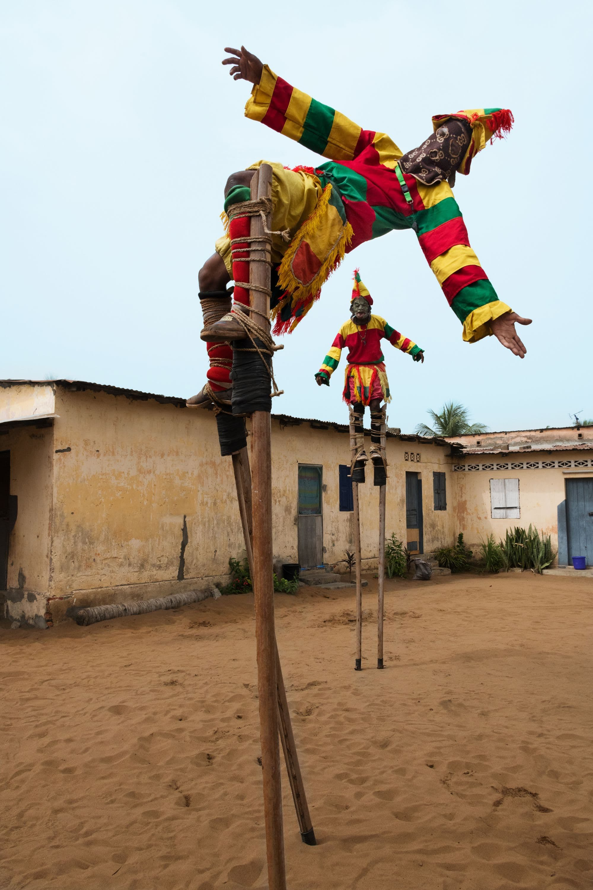 West Africa by Steve McCurry