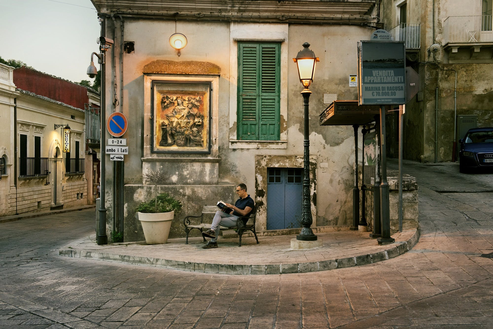 Sicily by Steve McCurry