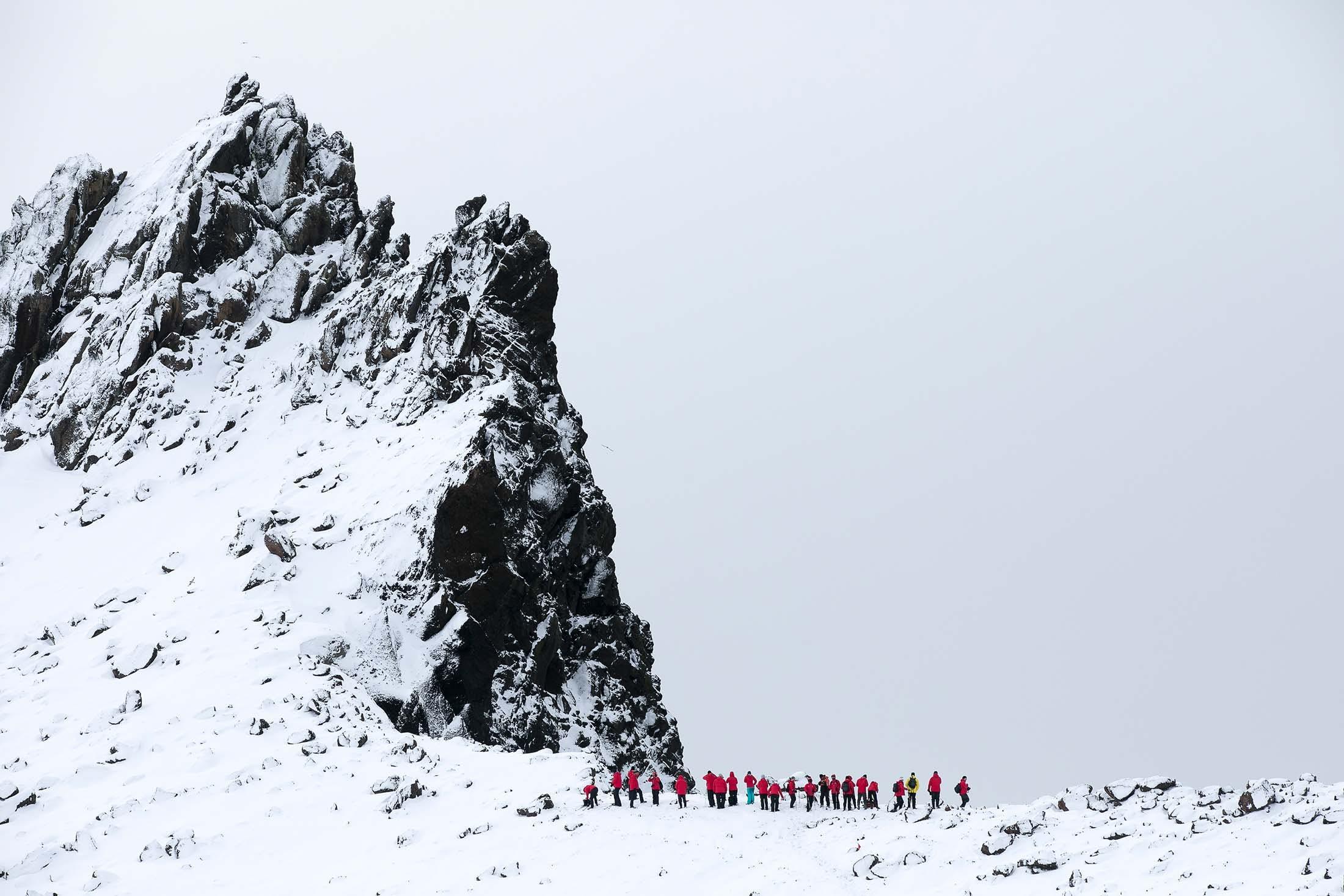 Half Moon Island, Antarctica/Denis Elterman