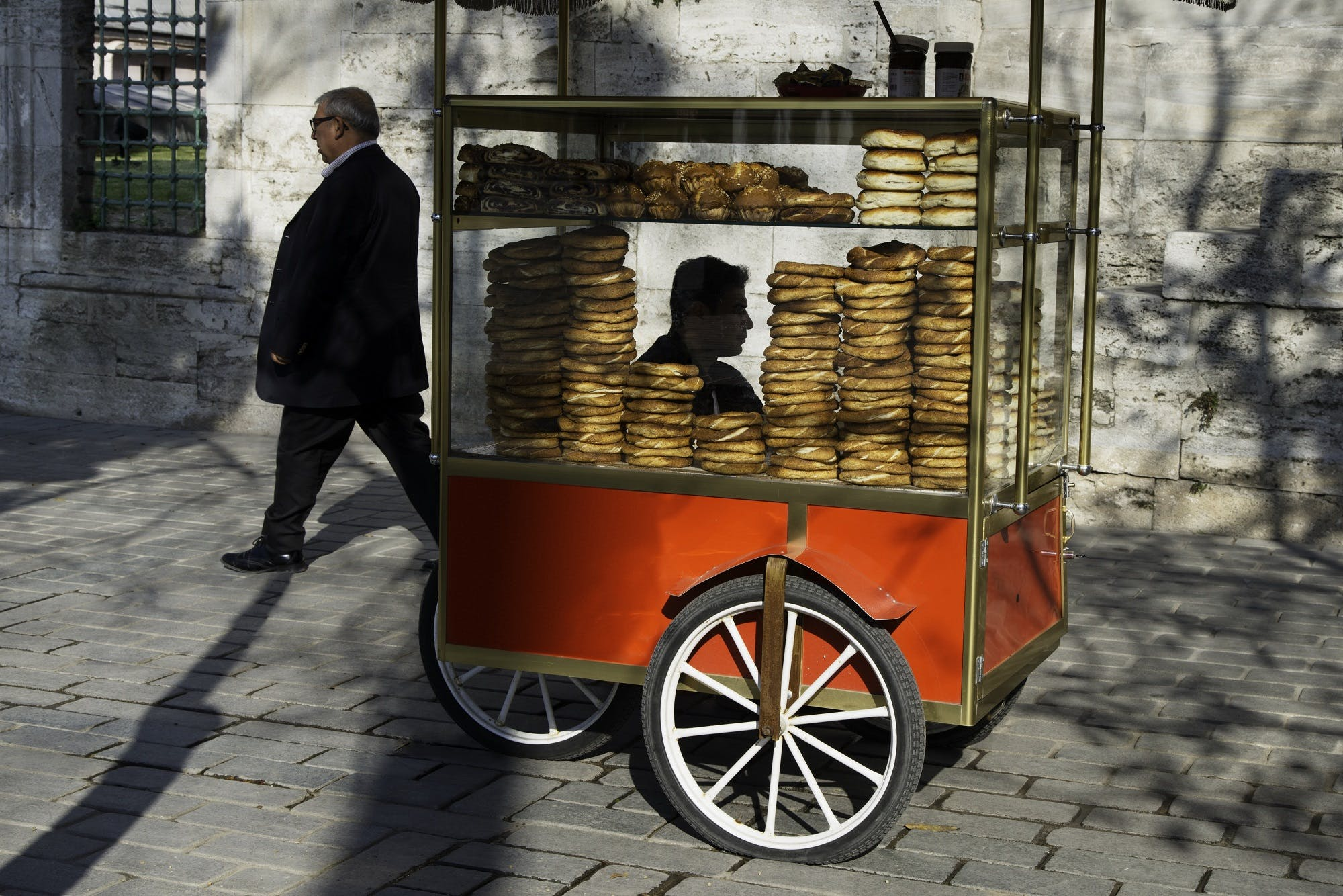 Istanbul by Steve McCurry