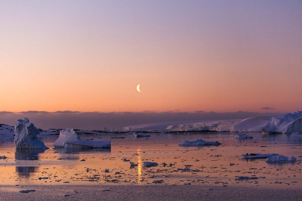 Traveling to Antarctica rewards adventurers with spectacular vistas.