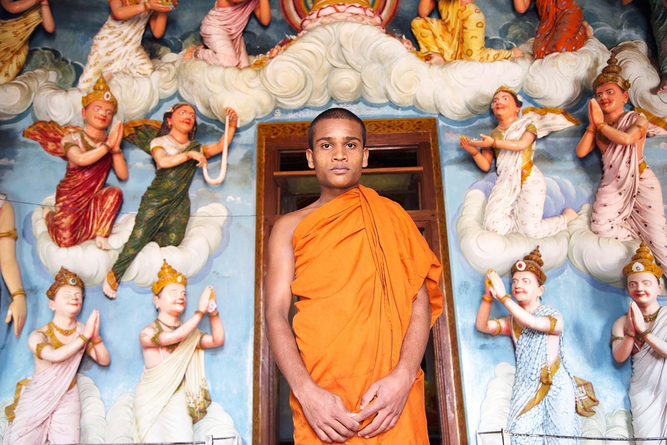 Temple Art, Colombo, Sri Lanka