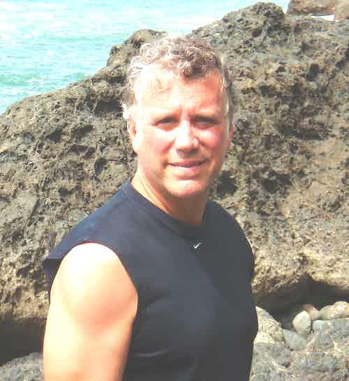 Jim Morrison writer