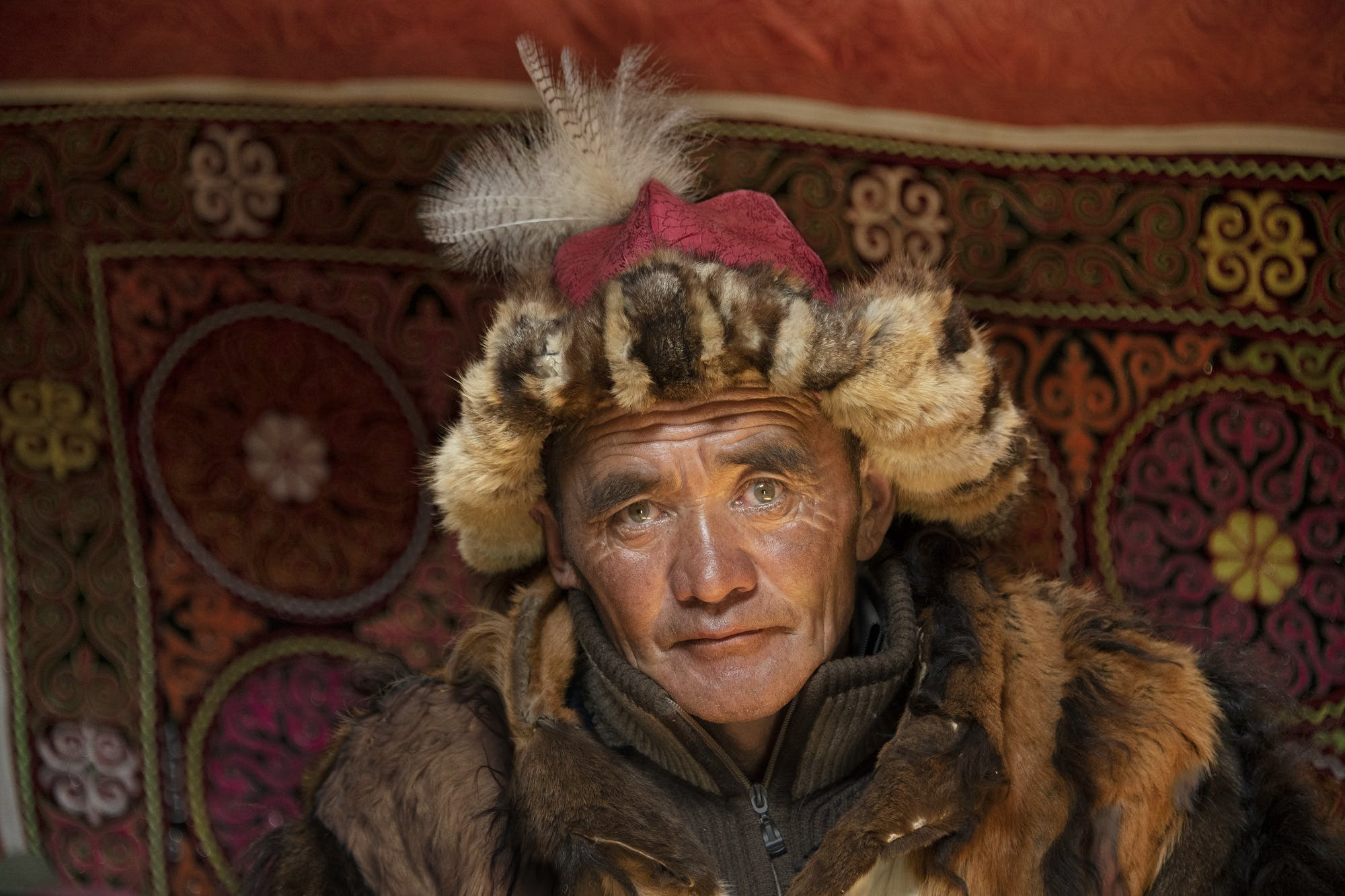 Mongolia by Steve McCurry