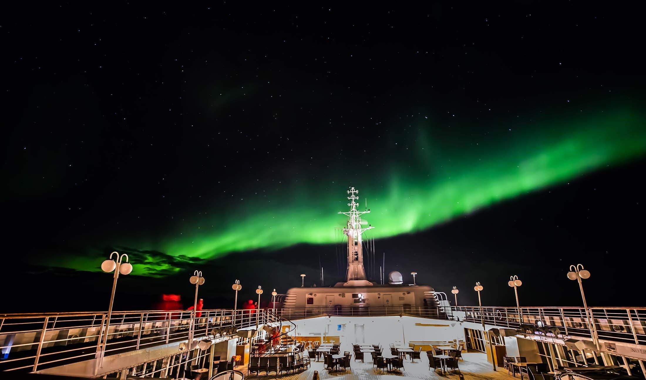 Aurora Borealis cruise
