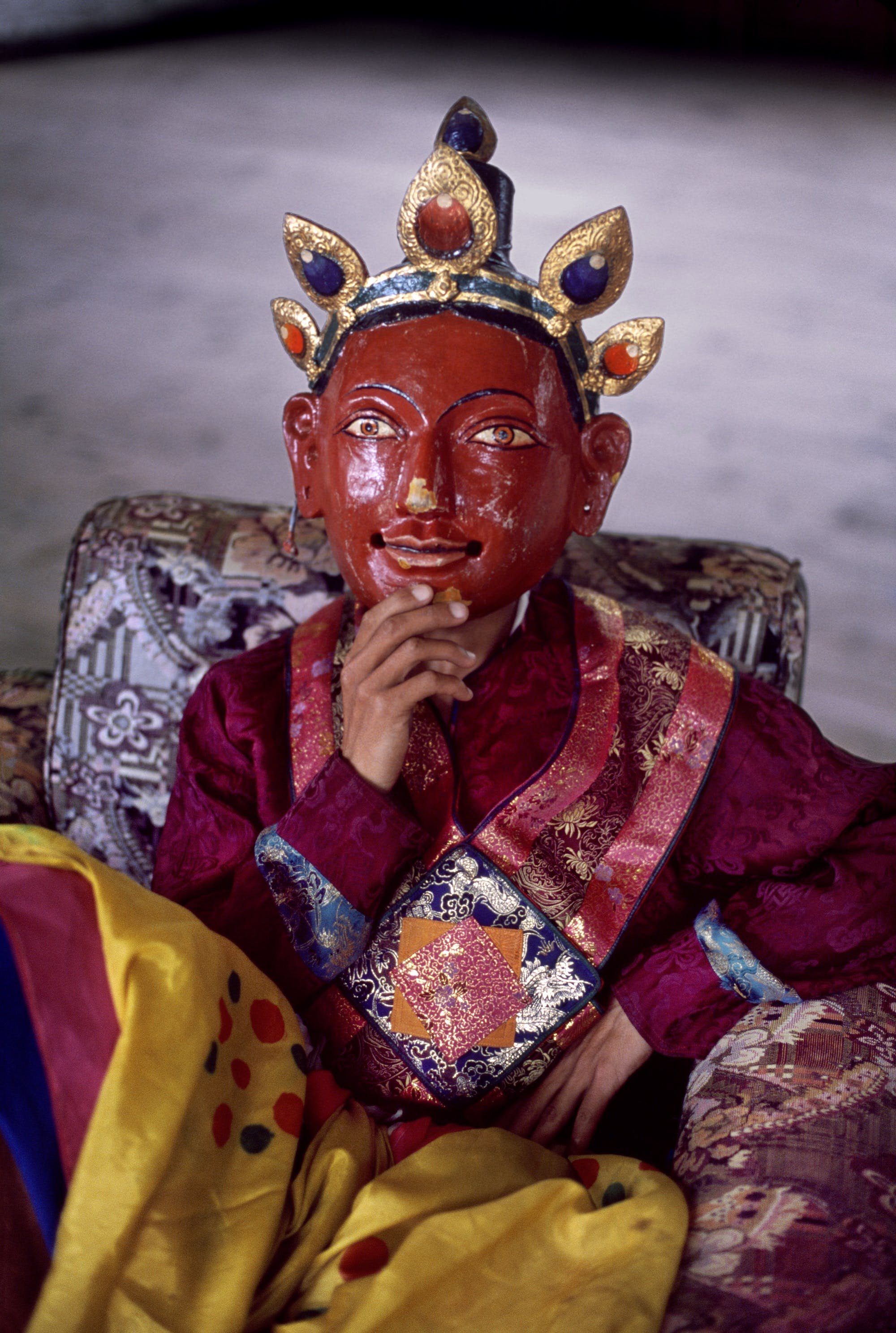 Bhutan by Steve McCurry