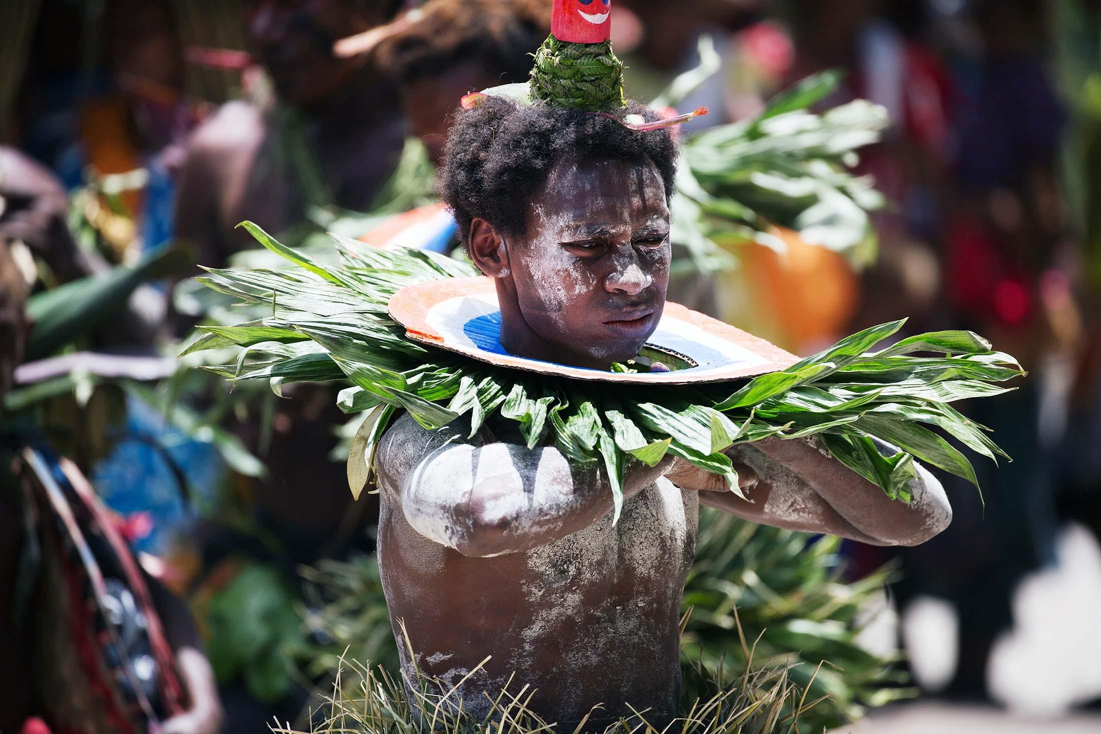 Tatau Island, Papua New Guinea