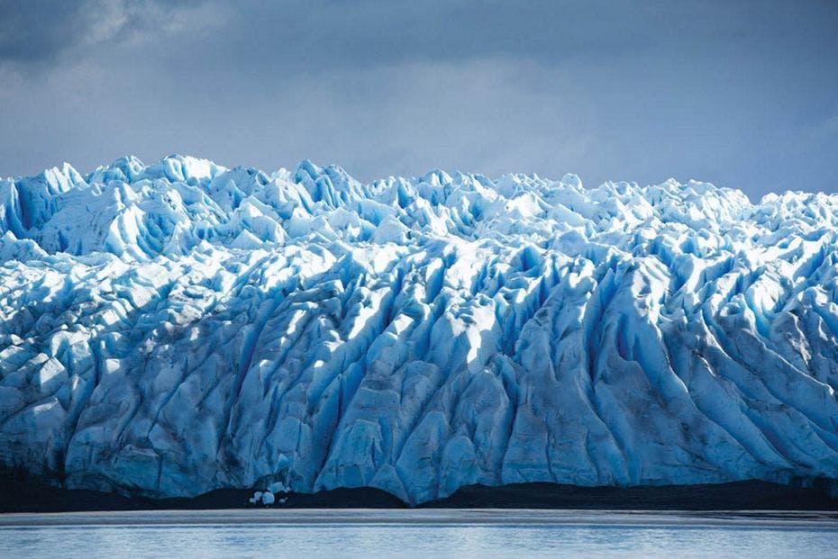 pio xi glacier, chile