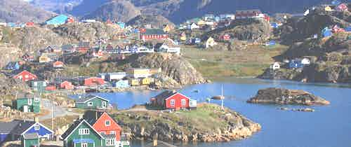 silversea arctic cruise sissimiut greenland