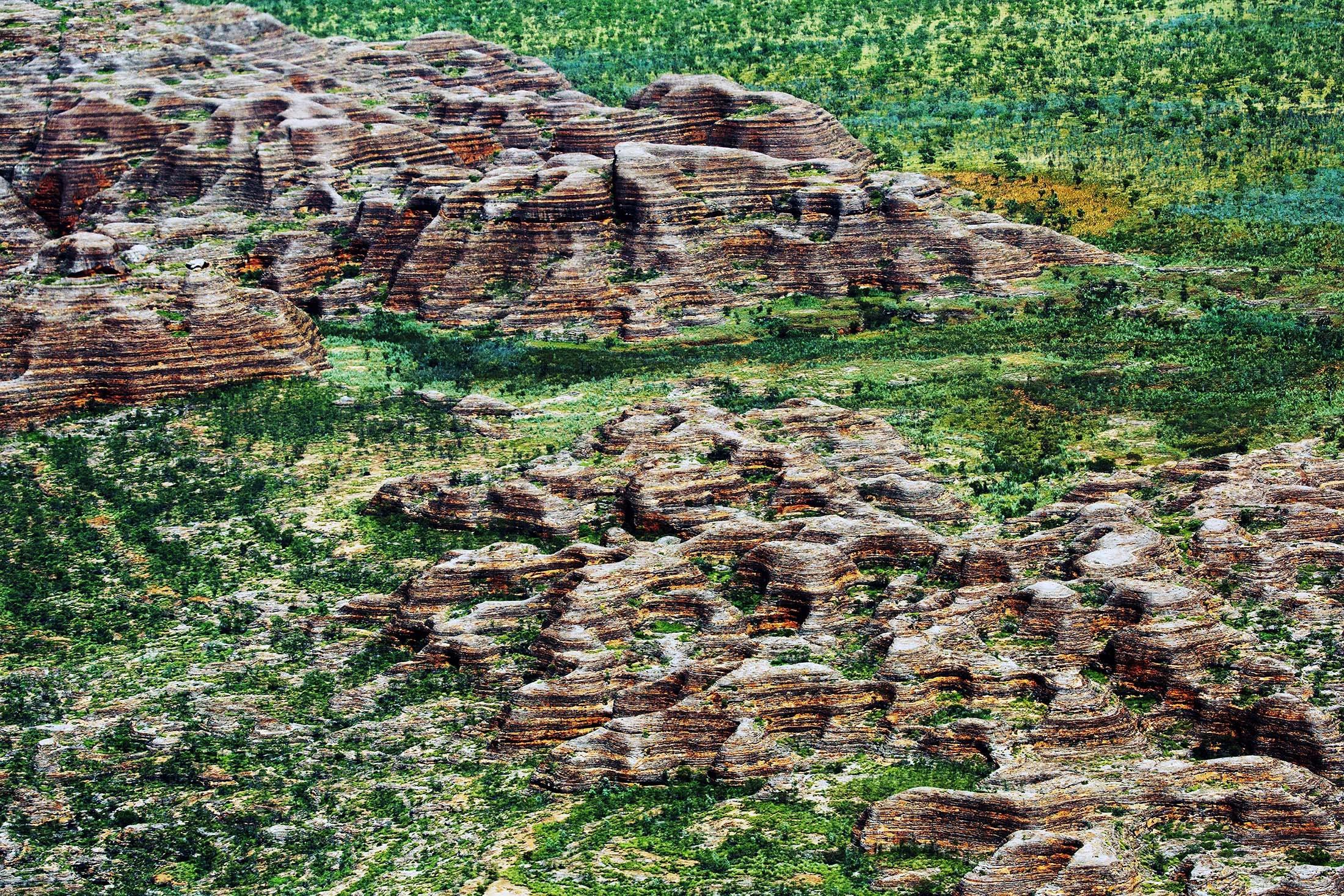 Bungle Bungle Range, Kimberley, Australia