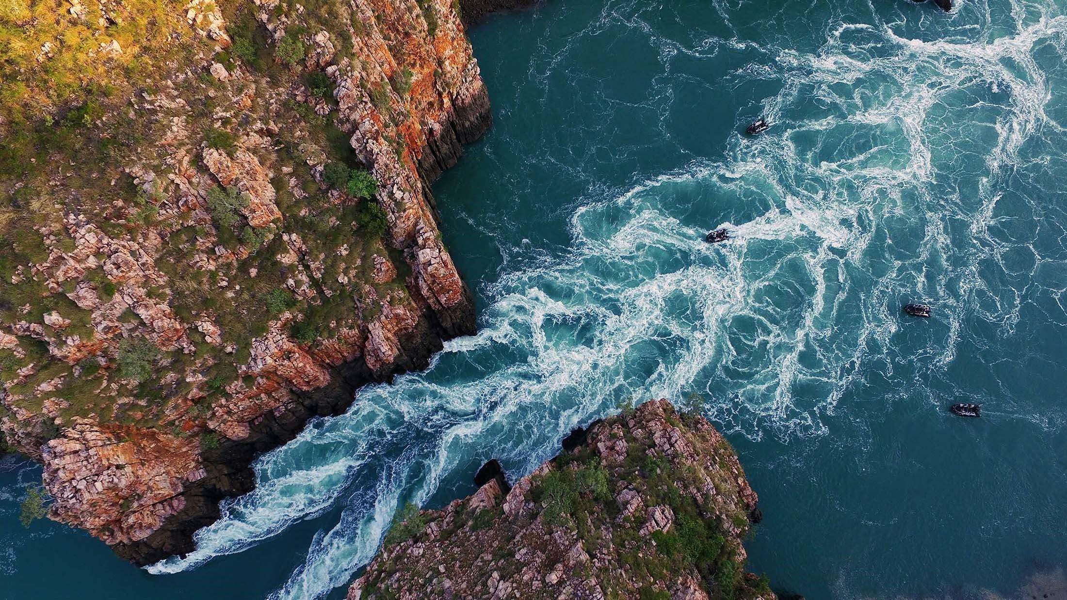 Horizontal River, Kimberley, Australia/Denis Elterman