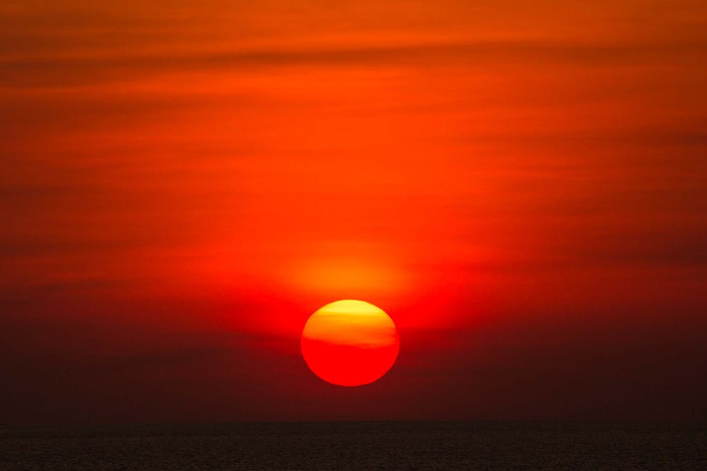 Watching spectacular sunsets are among the man things to do in the Kimberleys.