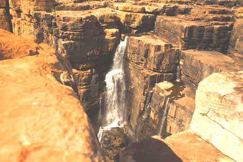 King George Falls, Kimberley Region, Australia