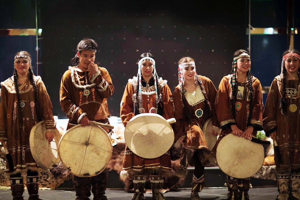 Culture in Petropavlovsk-Kamchatsky, one of the largest cities in Russian Far East.