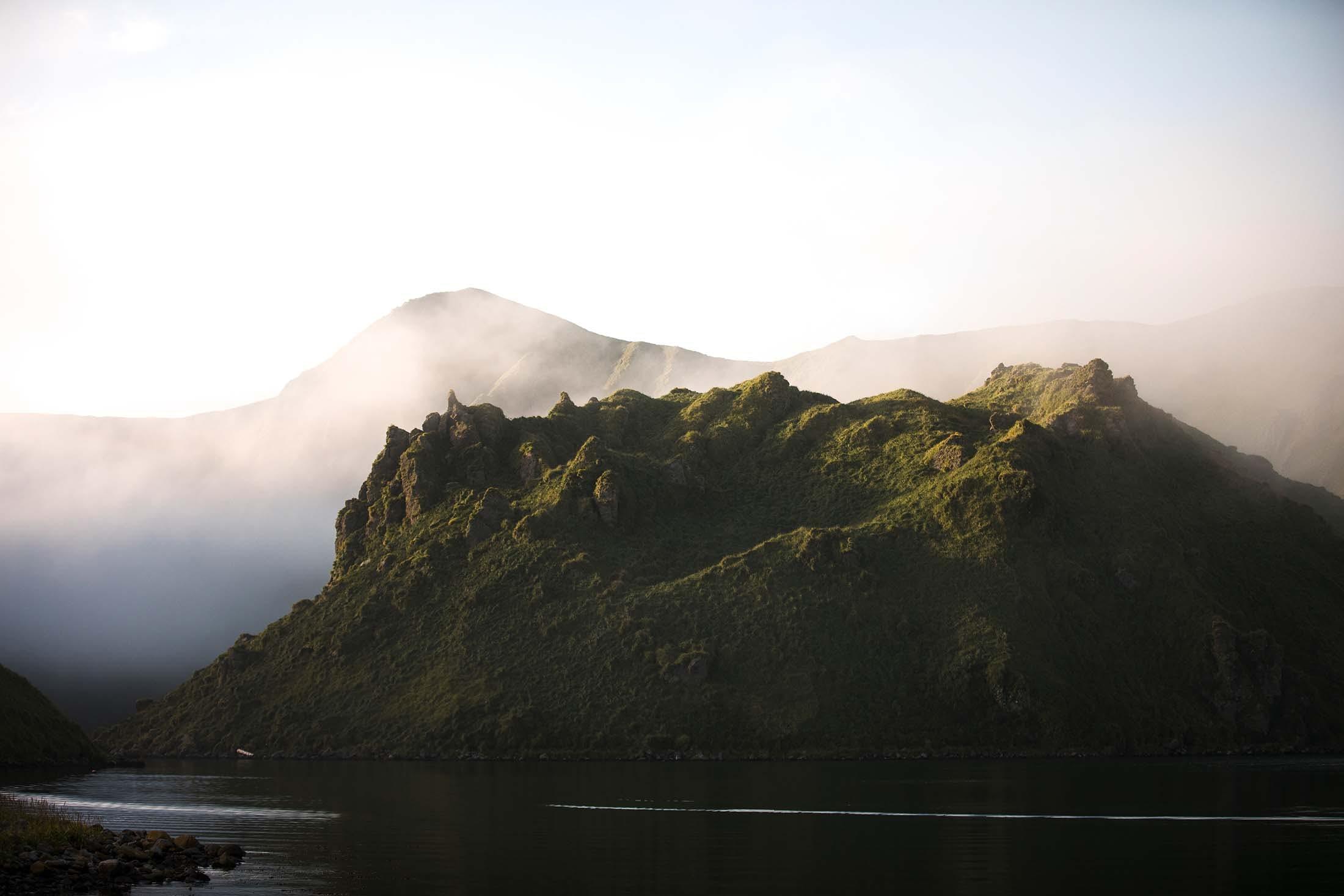 Yankicha Island, Russian Far East