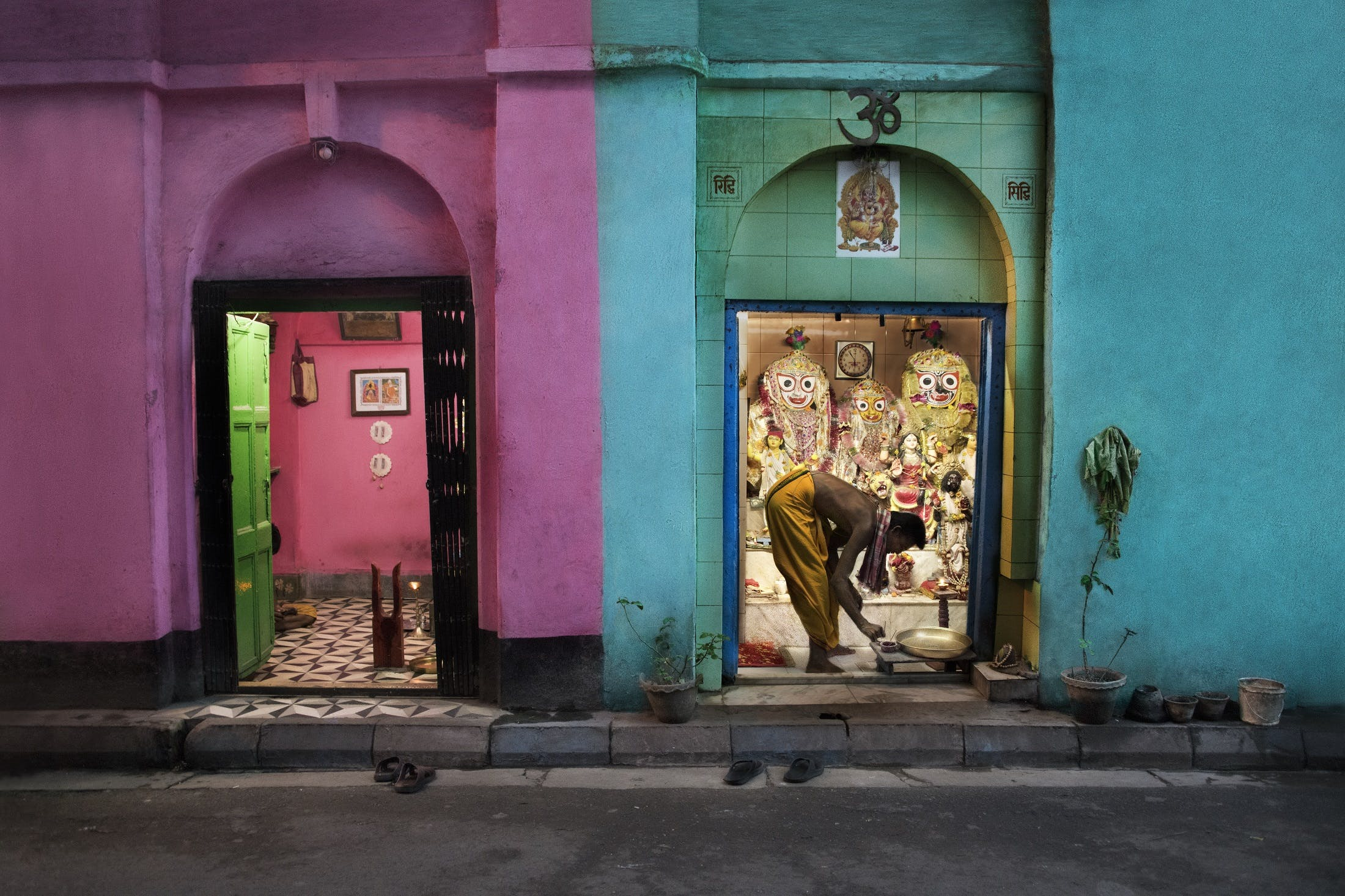 Kolkata, India, by Steve McCurry