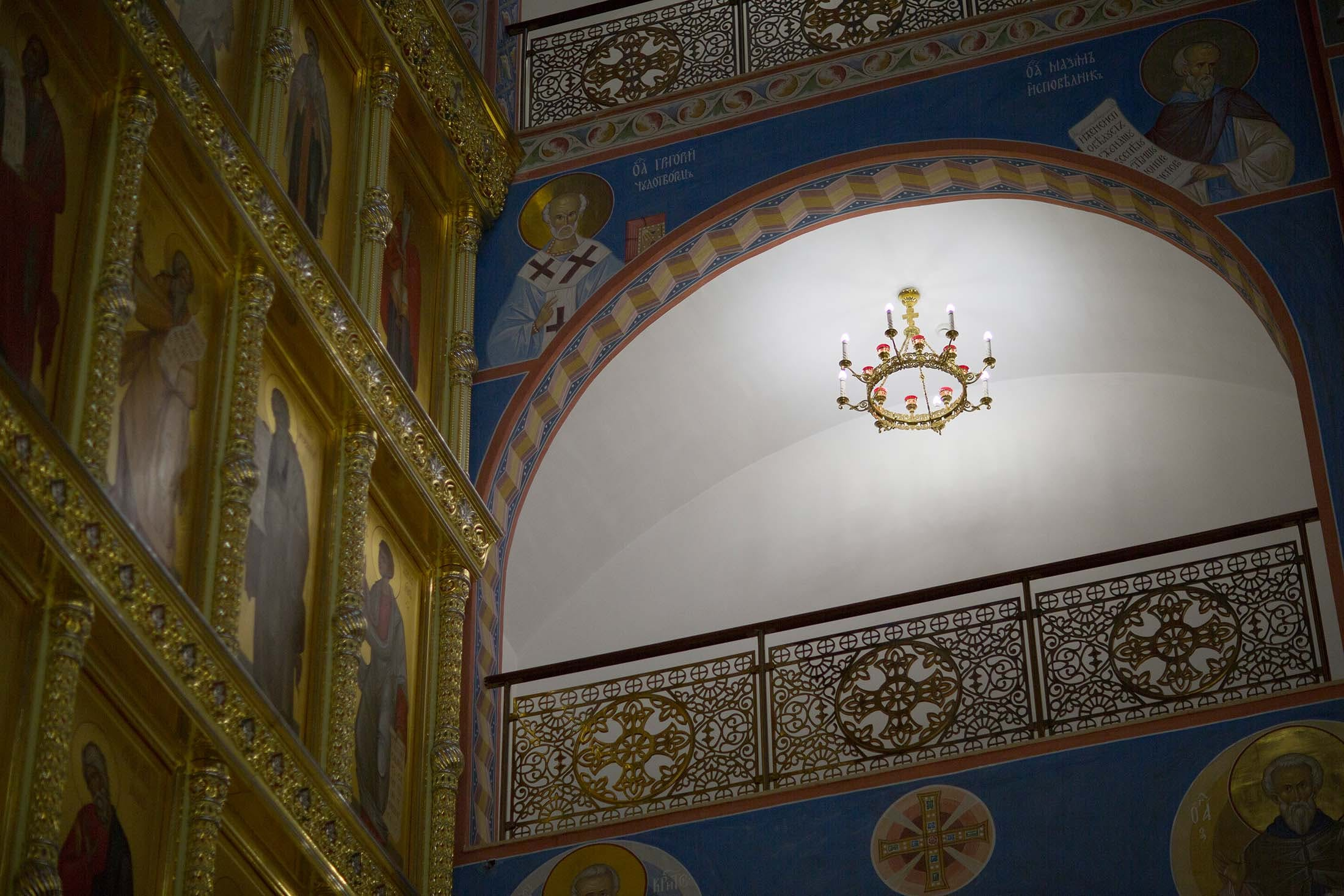 Russian Orthodox Church, Korsakov, Russia
