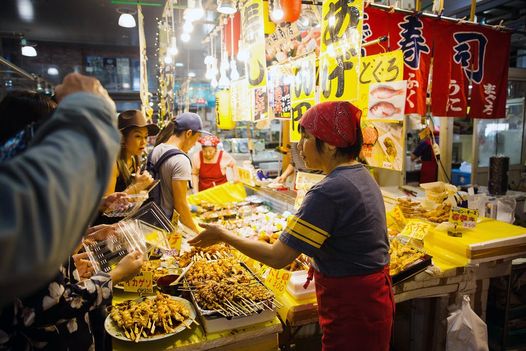 Enjoy a culinary adventure with Japan's fish market tours.