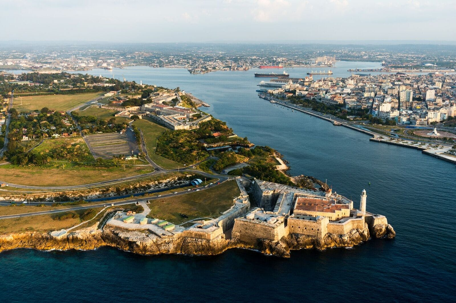 El Morro is easily one of the most iconic castles in Cuba