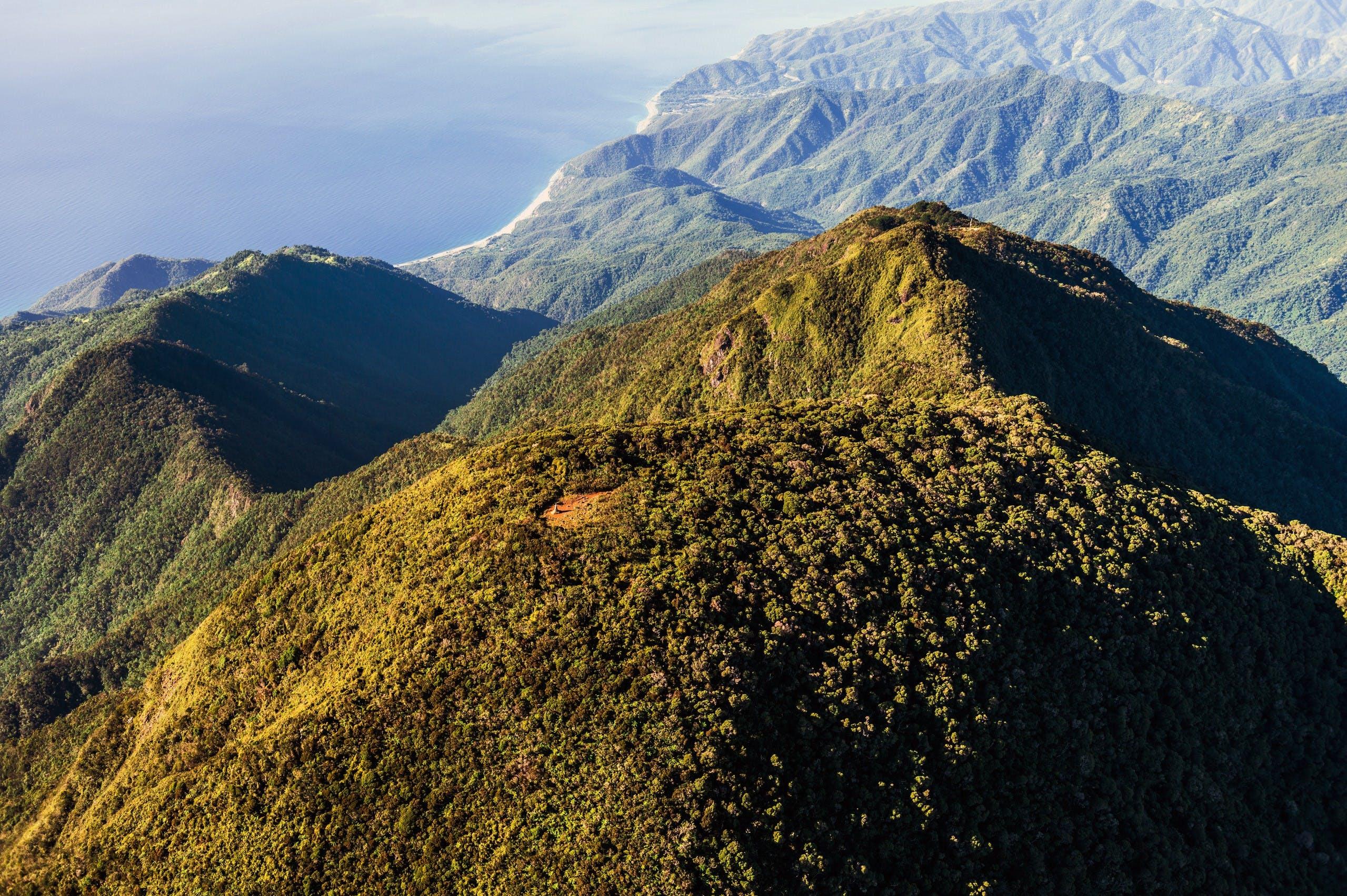 Sierra Maestra Mountains - Cuba
