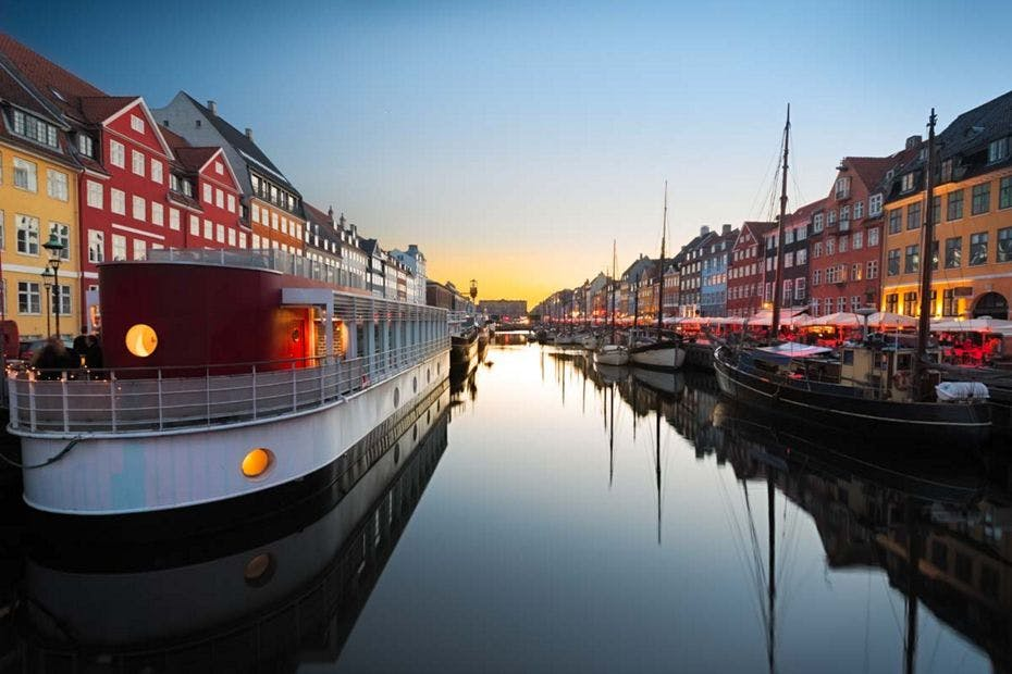 Copenhagen cruise with Silversea