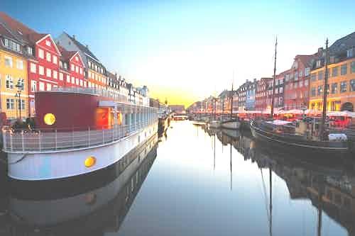 Copenhagen cruise with Silversea