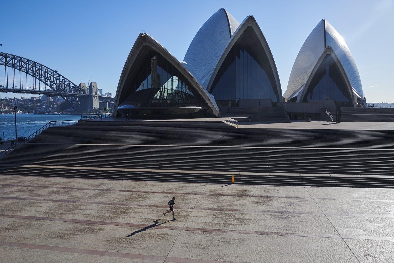 Australia by Steve McCurry