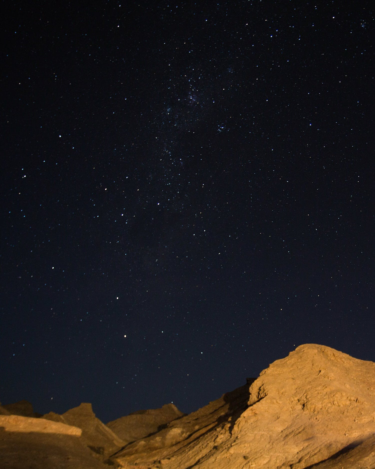 travel hobby ideas - stargazing