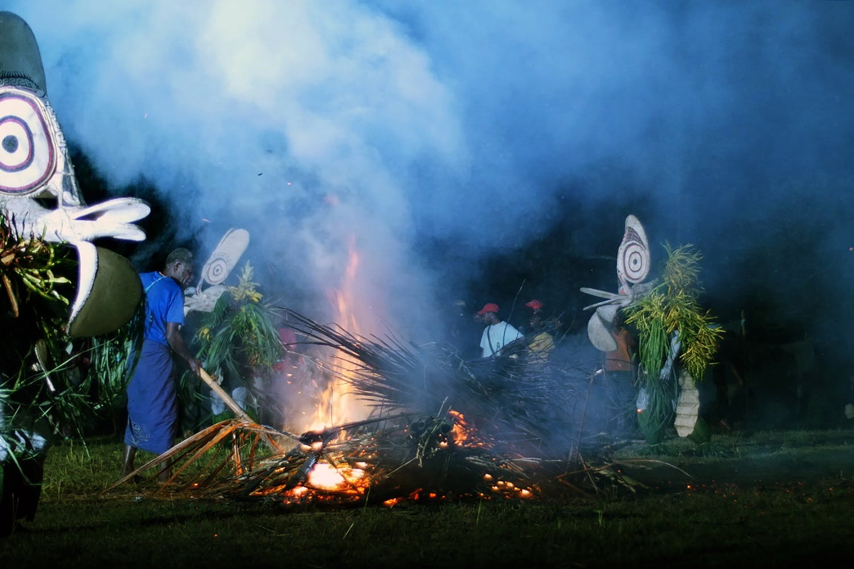 Baining people of Papua New Guinea