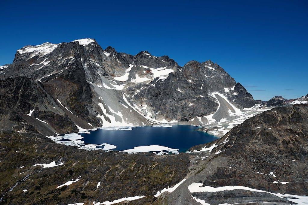 Ushuaia helicopter tour