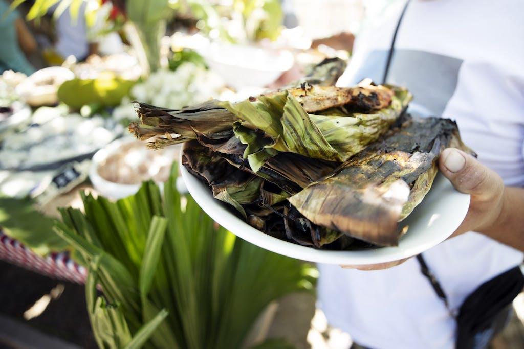 Sarsa na uyang traditional Philippines cuisine
