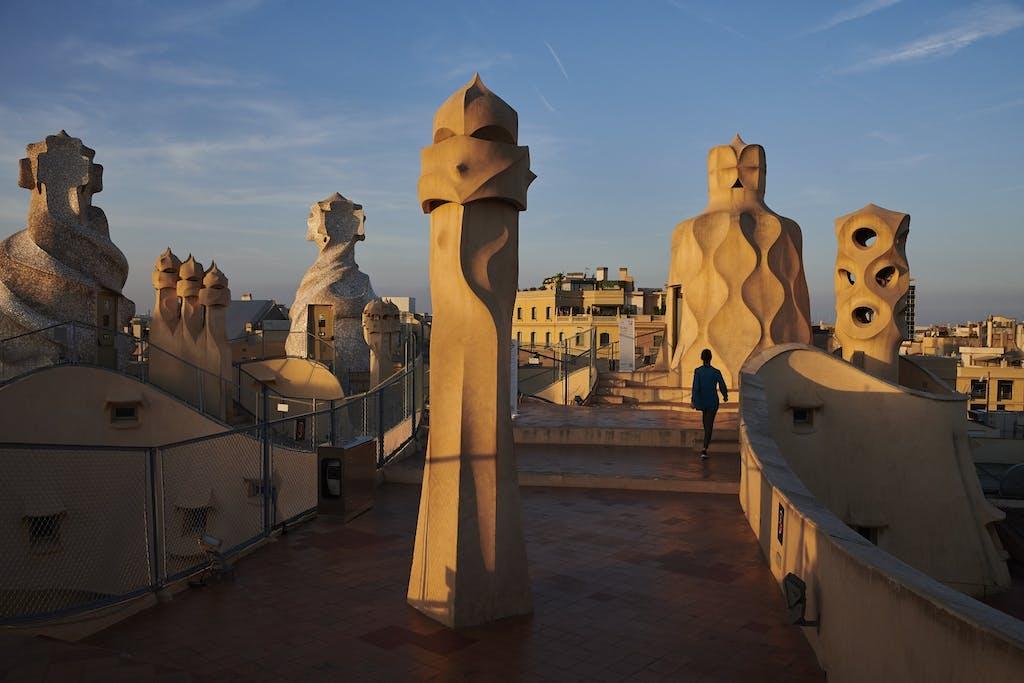Barcelona by Steve McCurry