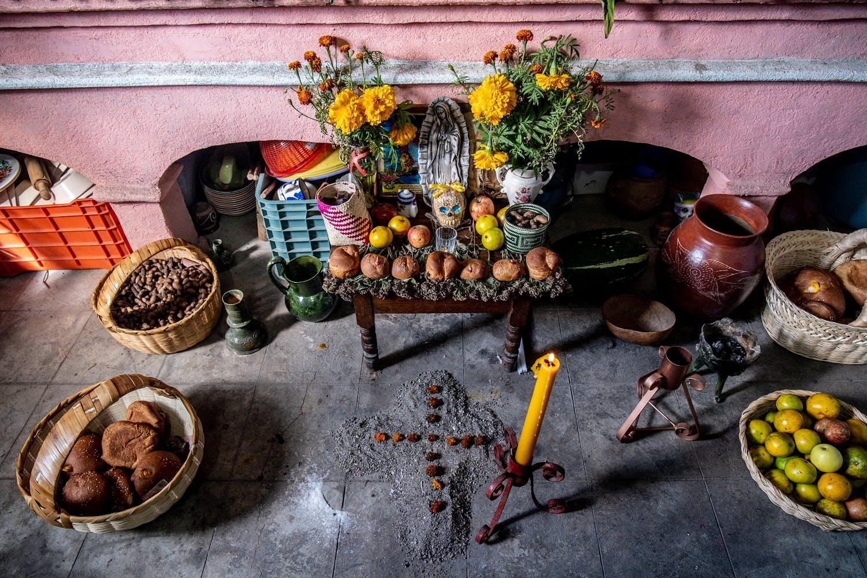 Oaxacan mezcal