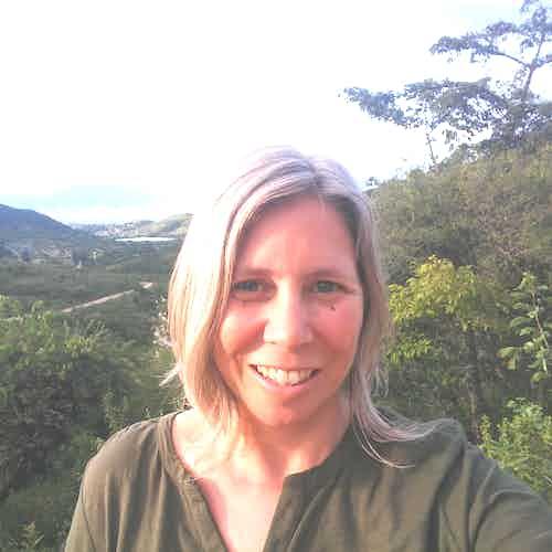 Suzanne Barbezat travel writer
