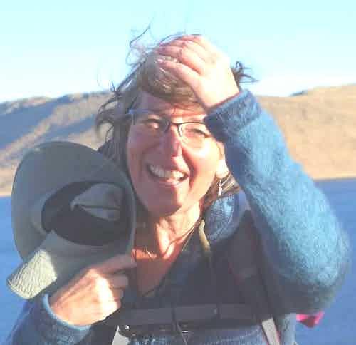 Libby Miles - travel writer