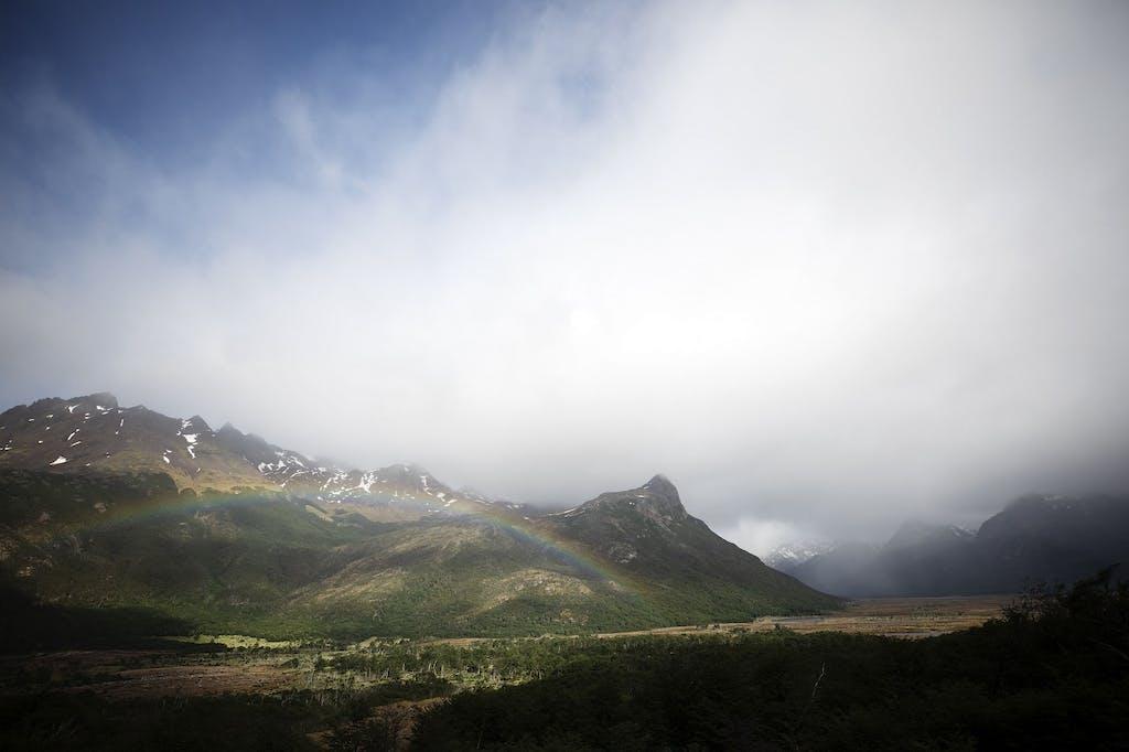 Argentinian Gauchos in Patagonia
