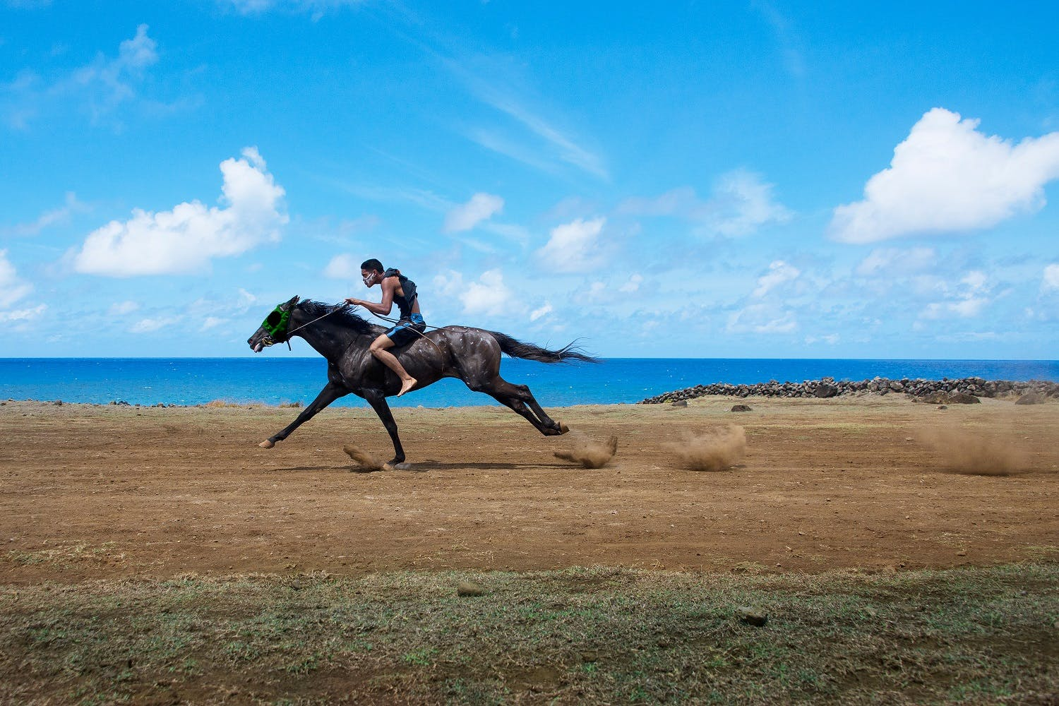Alternative travel to Easter Island by Steve McCurry