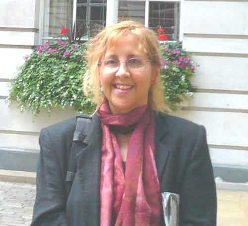 Gigi Carroll travel writer