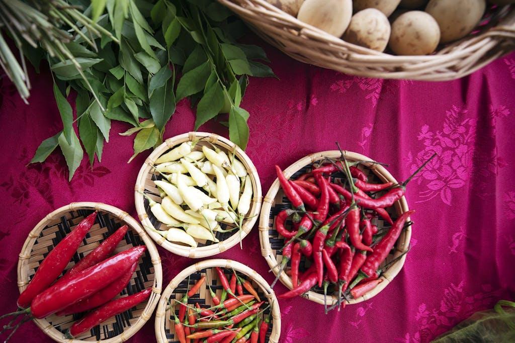 Culinary travel in Malaysia