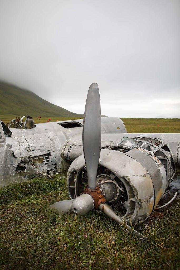 Alaska's historical sites