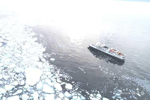 Northeast Passage - Silversea Cruises
