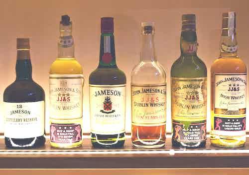Irish Whiskey in Dublin