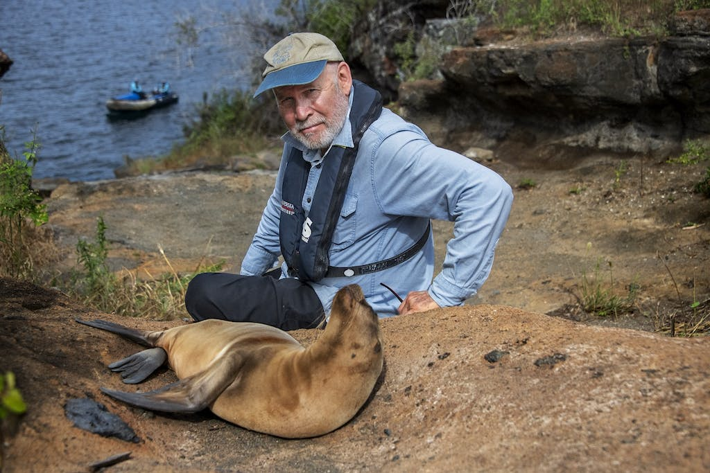 Steve McCurry and Silversea Cruises
