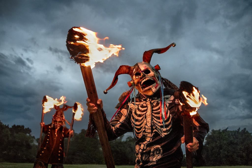 Mexico's Day of the Dead by Steve McCurry